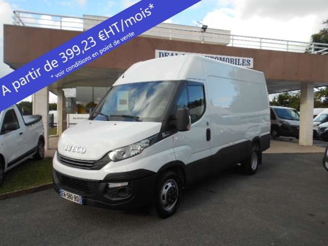 Photo 1 de l'offre de IVECO DAILY FG 35C14V12 à 29880€ chez Deal pro automobiles