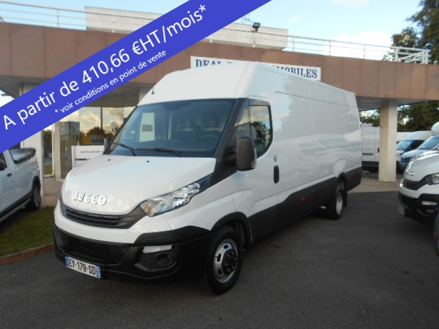 Iveco DAILY FG 35C14V16 Diesel BLANC Occasion à vendre