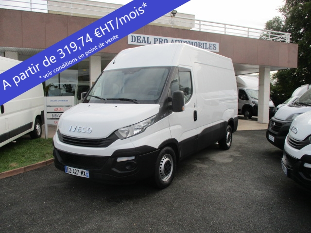 Iveco DAILY FG 35S14V11 Diesel BLANC Occasion à vendre